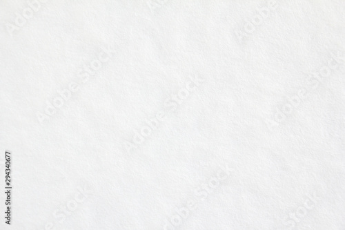 Vászonkép  Closeup white blank sheet of art paper with rough surface texture background