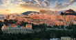Greece - Acropolis in Athens