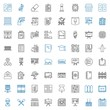 board icons set