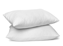 White Pillow Bedding Sleep