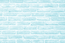 Abstract Pastel Blue And White...