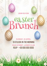 Easter Brunch Invitation Card ...