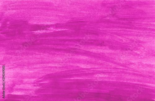 Handgemalter rosa Pinsel Hintergrund