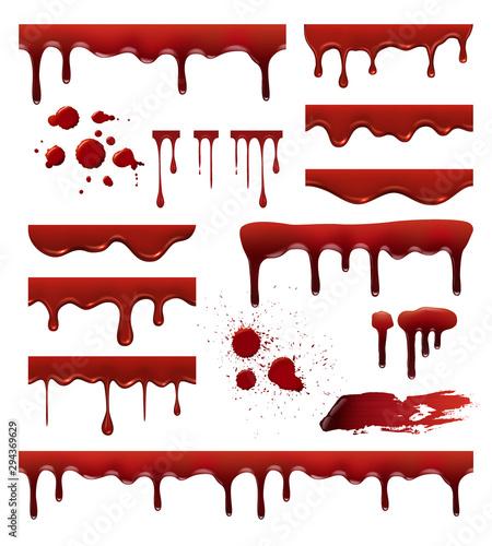Fényképezés  Liquid blood