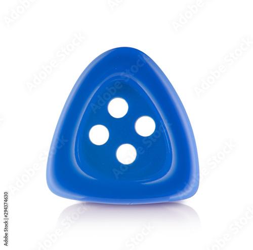 Photo boton azul