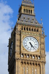 Fototapeta na wymiar Big Ben clock