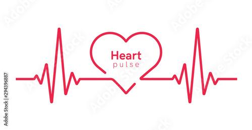 Valokuva  Heart pulse