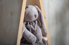 Children's Soft Toy Rabbit Sit...