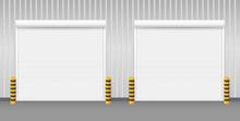Vector Door With Rolling Shutt...
