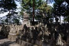 Enlightened Arhats, Kawagoe, Japan