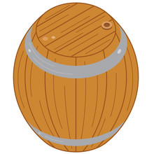 Isometry Barrel Of Beer. Oktob...