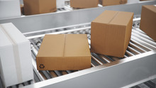 Packages Delivery, Packaging S...