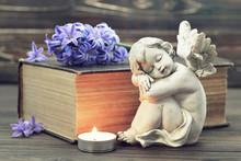 Guardian Angel, Burning Candle...