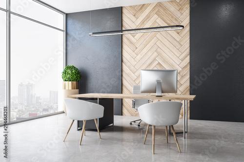 Fototapeta Luxury office interior obraz na płótnie