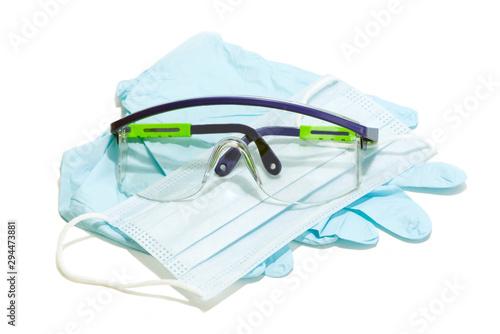 Personal Protection Equipment Fototapeta