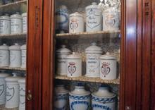 Vecchia Farmacia Medievale Antica Erbe Botanica