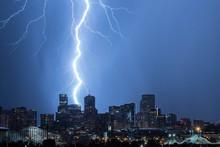 Lightning Denver