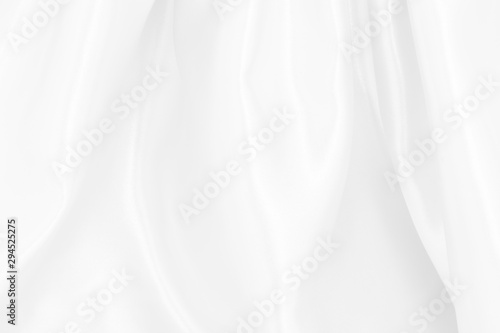Pinturas sobre lienzo  White silk satin background smooth texture background