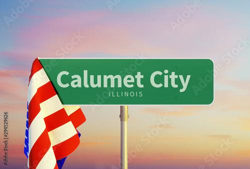 Vászonkép Calumet City – Illinois