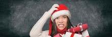 Christmas Stress Holiday Shopp...