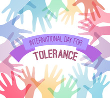 International Day Of Tolerance...