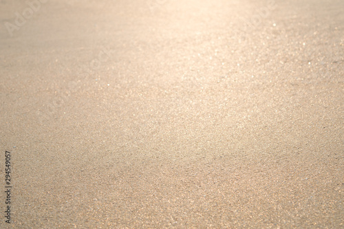 Abstract blur sand background with shining and sparkling details