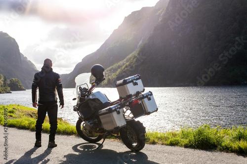 Noruega en moto