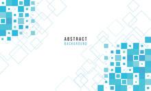 Abstract Geometric Shape Backg...