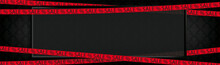 Long Banner Red Sale Ribbons F...