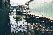 Sihanoukville Fishing Village.