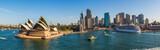 Panorama Sydney Skyline 1