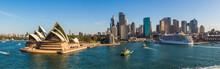 Sydney Skyline Panorama 1
