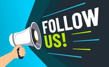 Follow Us. Inviting Followers,...