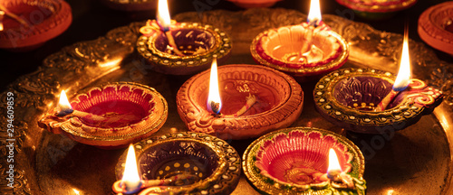 Tela Diwali, Hindu festival of lights celebration
