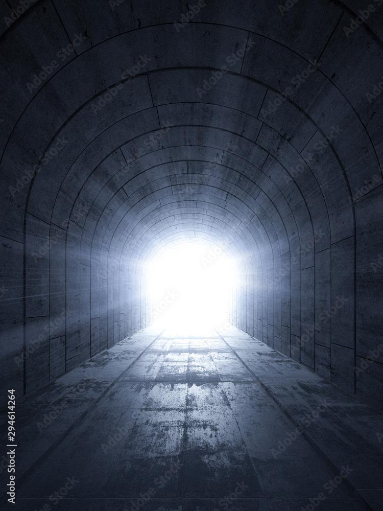 Fototapeta Tunnel