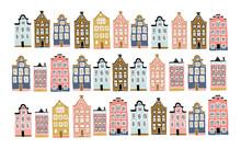 Scandinavian City Landscape In...