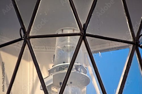 Fotografia, Obraz Chanonry Point Lighthouse watchtower and beacon