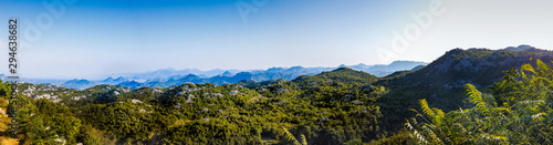 Recess Fitting Rice fields Skadar Lake Montenegro