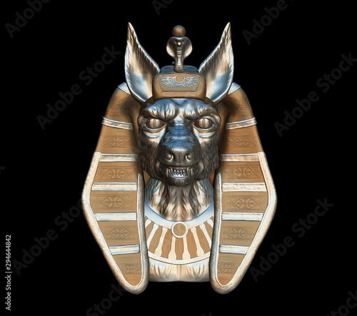 Fotomural The Egyptian God SETH