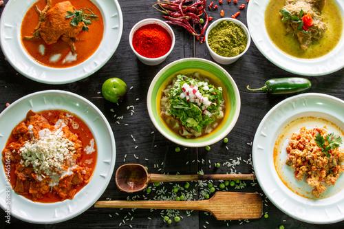 Fotomural  Cocina mexicana