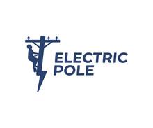Power Line Repair Logo Design....