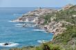 Landscape view of Capo Marargiu, Bosa, Sardinia, Italy. Destination Scenics.
