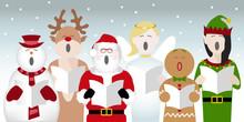 Christmas Character Choir