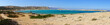 Famous sandy turquoise beach of Pori in Koufonisi island, Small Cyclades, Greece