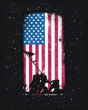 Marine Corps War Memorial Iwo ...