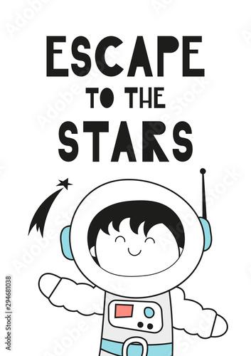 plakat-dzieciecy-do-projektu-skandi-z-uroczym-kosmodromem-w-stylu-skandynawskim-ilustracja-wektorowa-ilustracja-dla-dzieci-ubrania-karty-z-pozdrowieniami-otoki-ucieczka-w-gwiazdy