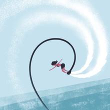 Flyboard Acrobatics