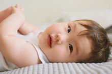 Baby Looking At Camera