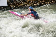 Great Britain Canoe Slalom Ath...