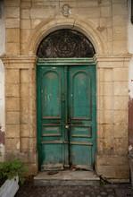 Crete Door. Chania